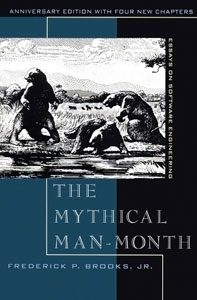 Brooks: Mythical Man Month, 1975. Da čitao, držao u ruci!